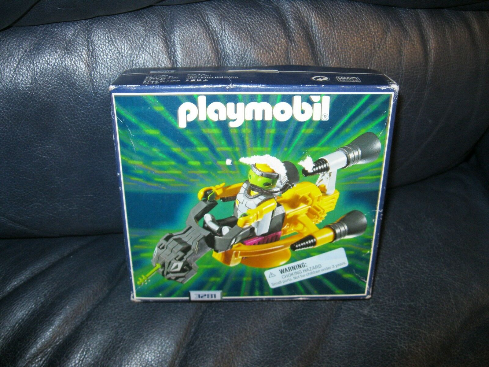 Playmobil 3281 alien - gleiter neue versiegelt