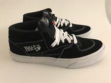 3d85e87b1b5b57 item 5 Vans Half Cab Black Uk6 New Vn0-dz3blk Deadstock Skate Shoe Trainer -Vans  Half Cab Black Uk6 New Vn0-dz3blk Deadstock Skate Shoe Trainer