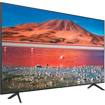 "Samsung 50"" UHD Smart TV Triple Tuner 2000 PQI GU-50TU7079"