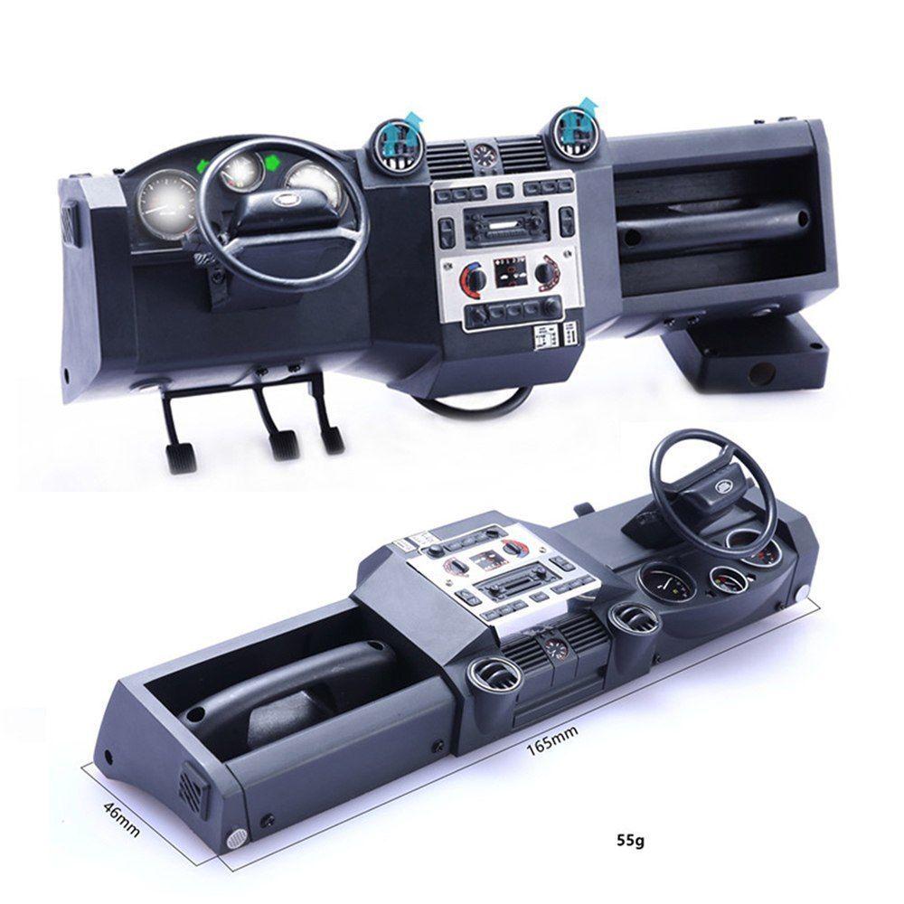 Dispositivo de control activo de partes de tracxas trx4 Ranger RC auto DIY.