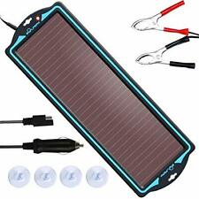 Solperk 12v Solar Panelsolar Trickle Chargersolar Battery Charger And Maint