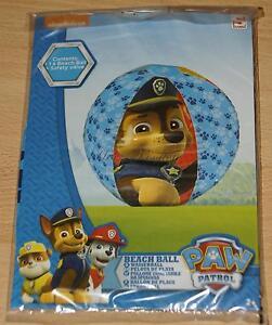 """Aufblasbarer Wasserball """"PAW Patrol"""" ~41 cm Durchmesser"""