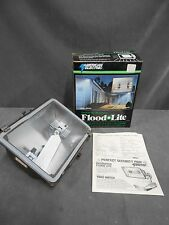New American Electric DR300Q Quartz Halogen Security Flood Light Lamp