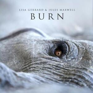 Lisa Gerrard & Jules Maxwell LP Burn - Vinyle Blanc - Europe