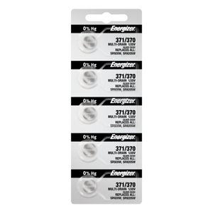 Energizer-371-370-Silver-Oxide-Coin-Cell-Batteries-5-Pack-Tear-Strip