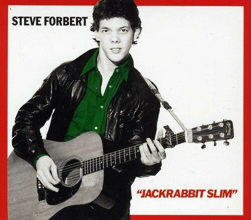 Alive On Arrival/Jack Rabbit Slim - Steve Forbert (2013, CD NEU)