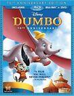 Dumbo 70th Anniversary Edition 0786936797725 Blu-ray Region a