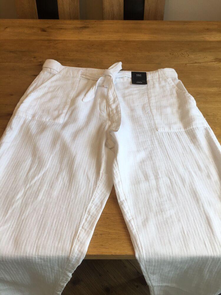 Neuf Ex m/&s taille Basse Shorts Géométrique Maille Taille 8-22