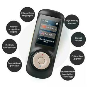 T2s-Smart-Instant-Voice-Translator-70-Sprachen-2-4-Travel-034-Bildschirm-Busin-Q8M2