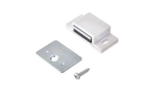 6 Pack Magnetic Door Catches Cupboard Wardrobe Kitchen Cabinet Latch Catch