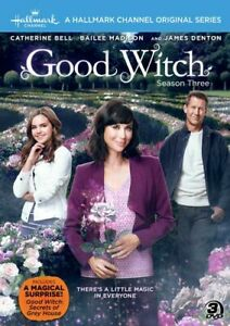 Details about Good Witch: Season 3 (Third Season) (3 Disc) DVD NEW