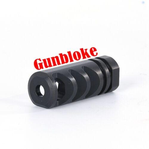 Howa Savage Remington .308 TRIPLE-TAC2 muzzle brake compensator 5//8x24 Ruger