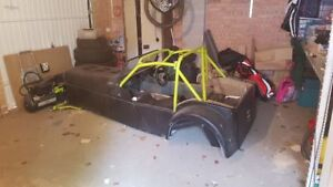 Kit-car-chassis