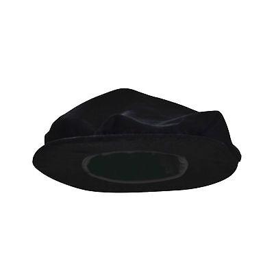Consegna Dei Diplomi Medici Bonnet Cap Uk Phd Di Dottorato Tudor Velluto Cappello Abito Accessorio-mostra Il Titolo Originale