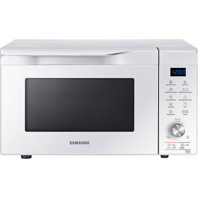 Samsung MC32K7055CW HotBlast™ 900 Watt Microwave Free Standing White New from