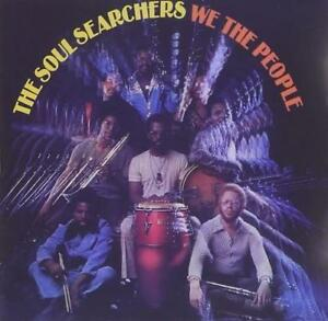 SOUL-SEARCHERS-We-The-People-NEW-SEALED-CLASSIC-70s-FUNK-CD-SOUL-BROTHER-SOUL