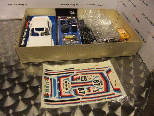 Marui 1 24 BMW 3.5CSL '76 Plastic Model Model Model Kit Vintage Japan Toy Car, NEU OVP  | Exquisite Handwerkskunst  fcd23e