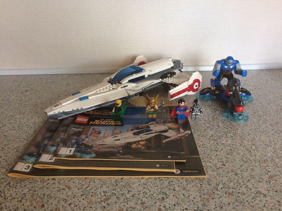 Lego Super heroes, 76028