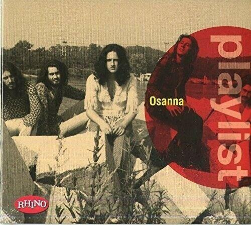 Osanna Playlist Osanna International CD - $11.02