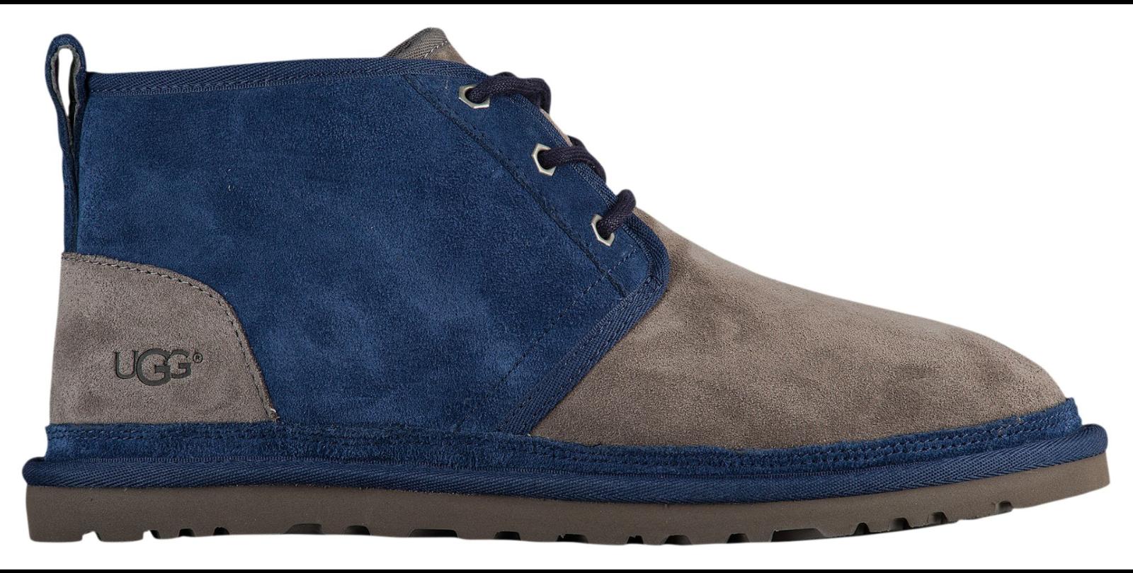 UGG Australia Herren Neumel 3236 Schuhe Chestnut Suede