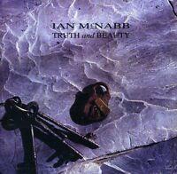 Ian Mcnabb - Truth & Beauty [new Cd] Uk - Import on Sale