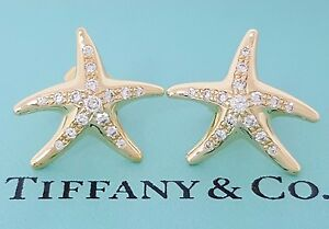 Image Is Loading Tiffany Amp Co Elsa Peretti 18k Yellow Gold