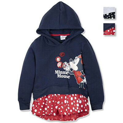 Minnie Mouse Bambina Felpa