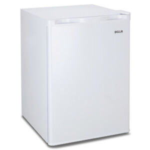 Image Is Loading White 2 6 Cu Ft Compact Refrigerator Amp