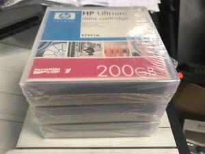 3-x-HP-Ultrium-LTO-1-200-Go-Donnees-Cartouche-C7971A