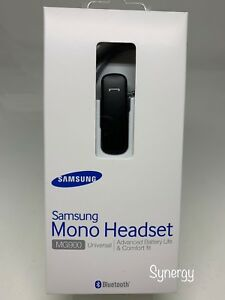 8983c81c861 Image is loading Bluetooth-Samsung-bluetooth-EO-MG900-Black-Mono-Headset-
