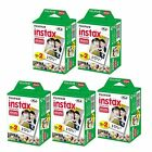 Fujifilm Instax 100 White Film For Fuji Mini 8 Plus 90 25 7s 70 Camera SP-1 US