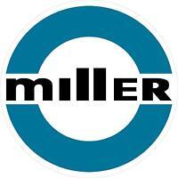Miller Welder 1980 Decal Sticker - 7 - Set Of 2