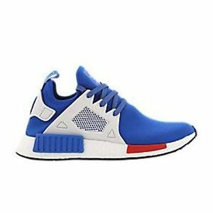 official photos 04ea5 d1640 Details about Mens Adidas NMD_XR1 Blue/White/Red CG3092 Sizes: UK  6.5_7_7.5_8 Gym/Running
