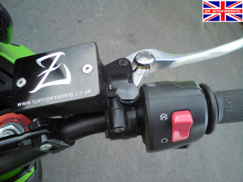 Pair of SP Engineering Mirror Blanking Plugs Yamaha FZ8 2010
