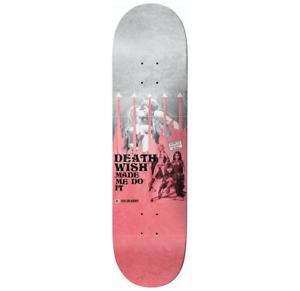 "Deathwish Deathwish Made Me Do It 8.25/"" Skateboard Deck"