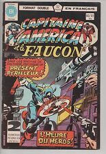 CAPTAIN AMERICA #80/81 french comic français EDITIONS HERITAGE