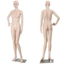 6929 Female Mannequin Make Up Manikin Stand Plastic Full Body Realistic Skin