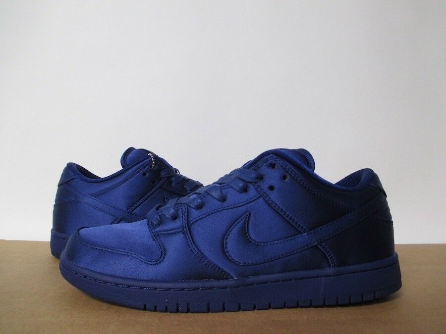Nike SB Dunk Low TRD NBA Profundo Azul Real Talla 7-15