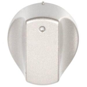 cuisinière Bouton Interrupteur de contrôle Compatible avec Hotpoint Hot-ari IX DD53X DH53X pour four plaque de cuisson Argent