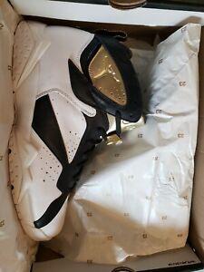 1b93c3eb51b4 Air Jordan 7 Retro C C Champagne 100% Authentic Mens Size 10.5 ...