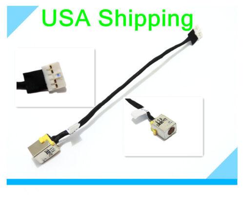 Original Acer Aspire V5 V5-431 V5-471 V5-531 V5-571 DC POWER JACK plug in cable