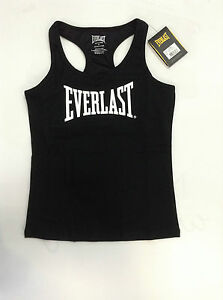 WOMENS-EVERLAST-GYM-SPORTS-CASUAL-TANK-TOPS