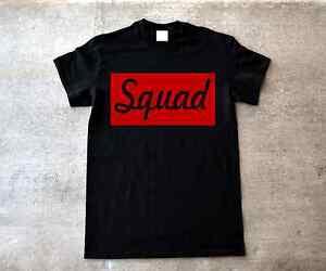 Men-039-s-Black-C-amp-L-T-shirt-To-Match-Retro-Jordan-11-72-10-Gym-Red-13-Bred-Lows