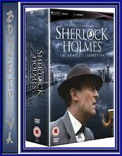 SHERLOCK HOLMES -  COMPLETE 16 DVD COLLECTION  **BRAND NEW DVD BOXSET**