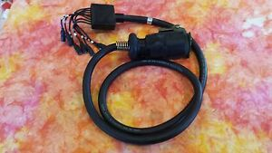 s l300 military truck trailer wiring harness 24 volt (or convert to