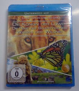 Unterwegs-auf-Samtpfoten-und-zu-Luft-3-Dokus-1-Blu-Ray-2013-NEU
