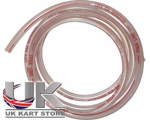 Fuel Pipe 5mm x 6m Go Kart Karting Race Racing Freeline Petrol