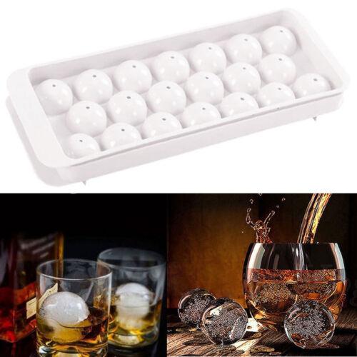 20 Cubo de Silicona Whisky hielo Fabricante De Bola De Herramienta Molde Esfera Bandeja Molde Fiesta Bar