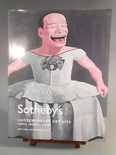 Sotheby's Contemporary Art Asia China Korea Japan New York September 20 2007