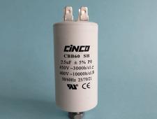 Condensatore Motore Start esegui COMPRESSORE ARIA CONDIZIONATA POMPA ACQUA 450v 2.5uf